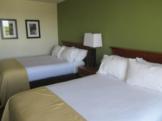 Holiday Inn Athens-University Area: Beds were comfy