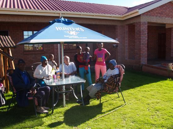Thaba-Tseka, Lesotho: Family Reunion