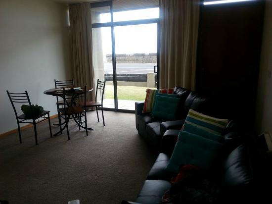 Centreport Units: ground floor lounge
