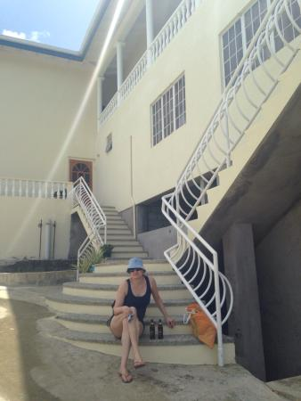 Bethel, Tobago : Vupoint Guest House