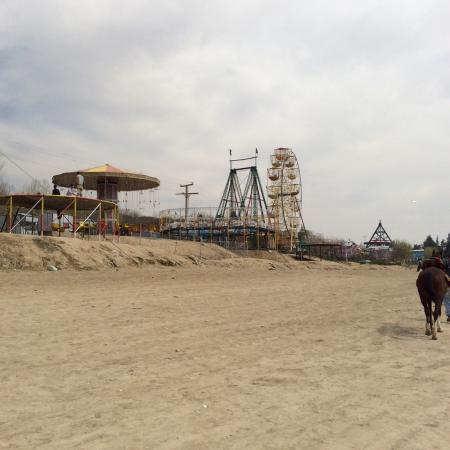 Kabul, Afghanistan: Amusement rides