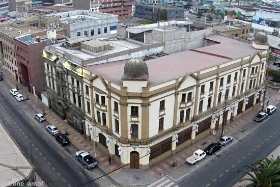 Centro Cultural Estacion Antofagasta