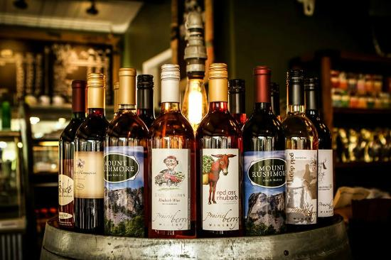 Grapes & Grinds: We have carefully selected only the best fruit and grape wines South Dakota has to offer!