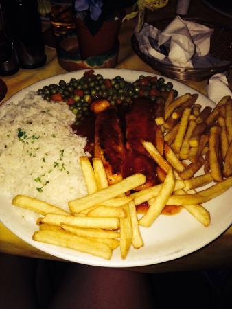 Restaurante Atlantic : Amazing