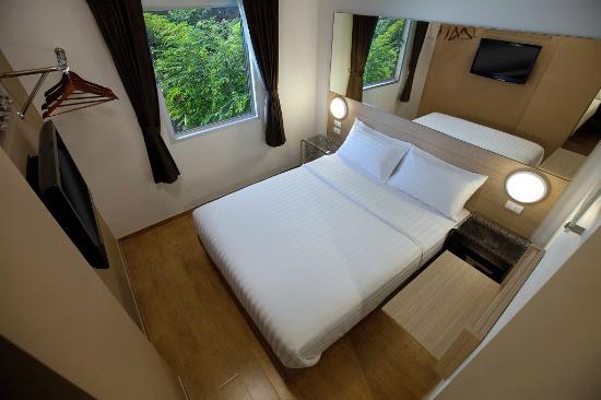 Red Planet Asoke, Bangkok: Standard Double Room