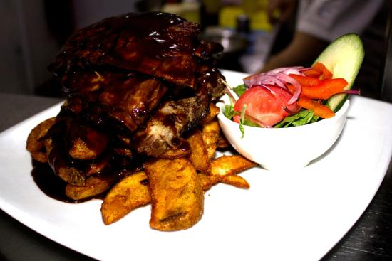 Drunken Irish Ribs - Picture of Murphy's Irish Pub, Mandurah ...
