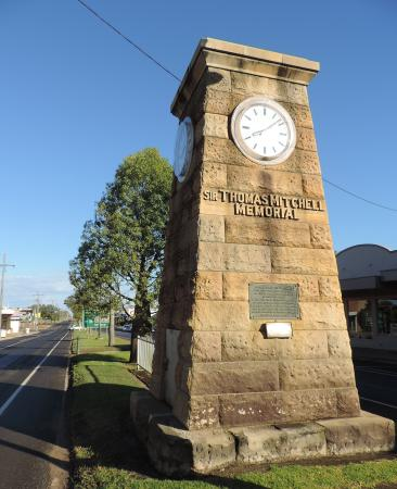 Blackall Visitor Information Centre: Main Street 2014