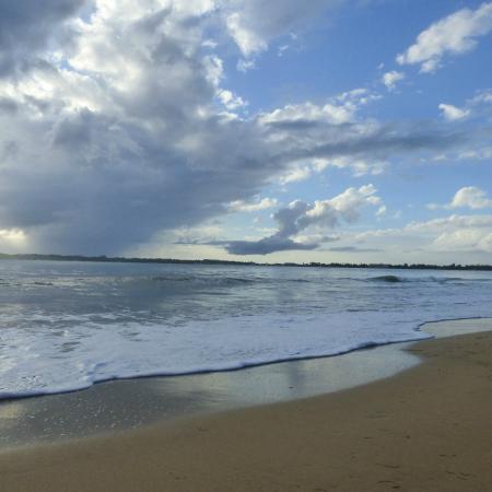 Sand Dollar Beach Bed & Breakfast: Sunrise at the beach