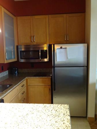 Residence Inn San Antonio SeaWorld®/Lackland: kitchen