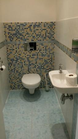 Karlin: toilet