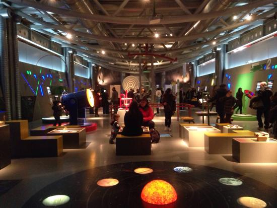 Noesis - Science Center and Technology Museum
