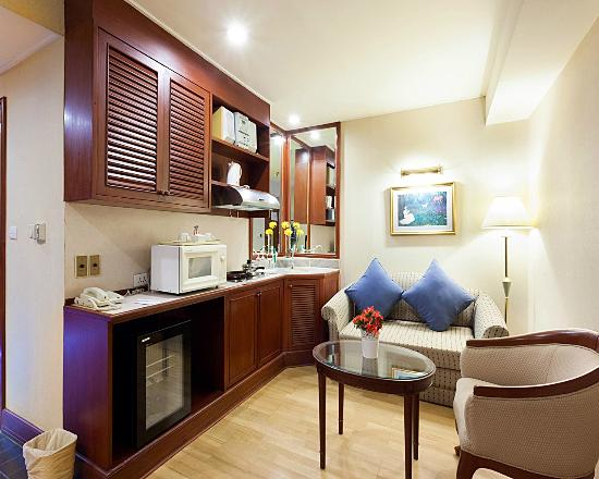 Hotel Windsor Suites & Convention Bangkok : The Resident