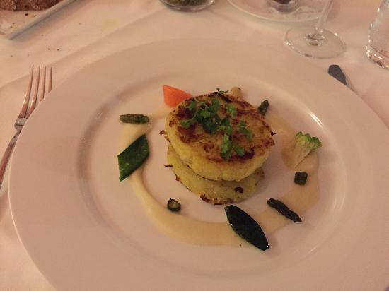 La Rinascente Gourmet : Tartelette pommes de terre asperges