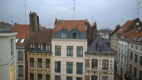 Ibis Lille Centre Grand Place: view from room. was on the 5th floor