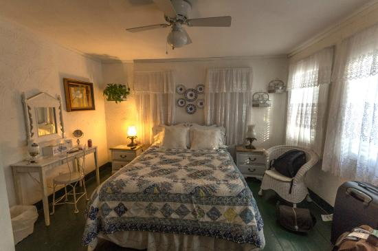 T'Frere's Bed & Breakfast : Chambre