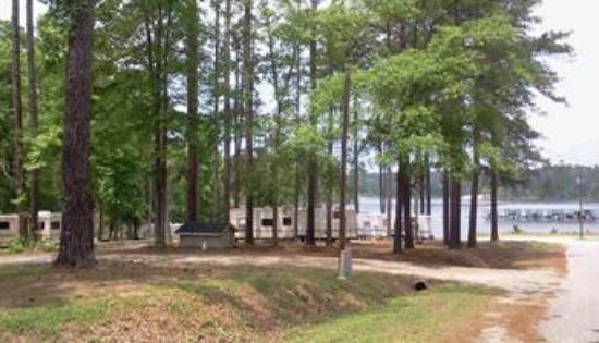 Lincolnton, GA: Cabin