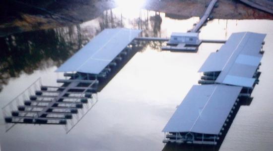 Lincolnton, GA: Boat Slips