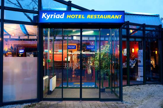 Kyriad in Reims East – Parc des Expositions