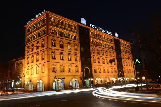 BEST WESTERN Congress Hotel: Hotel Fasade