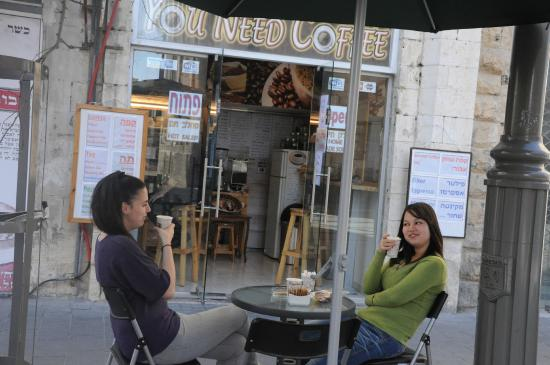 You Need Coffee street view