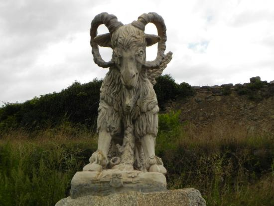 Hotel La Quadra : La cabra de Maçanet