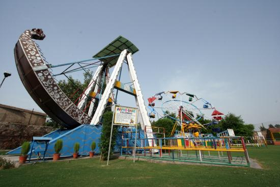 AapnoGhar Amusement and Water Park