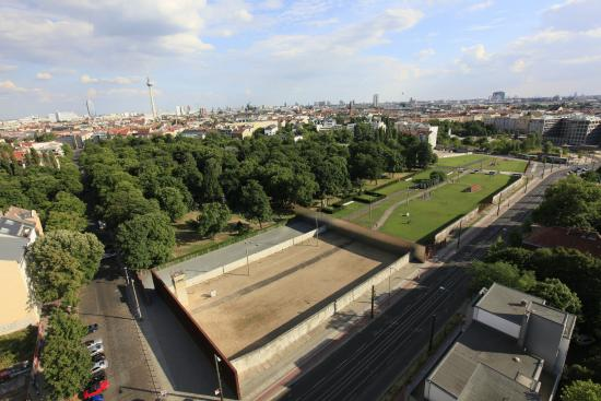 Overview Berlin Wall Memorial© Stiftung Berliner Mauer, J. Hohmuth