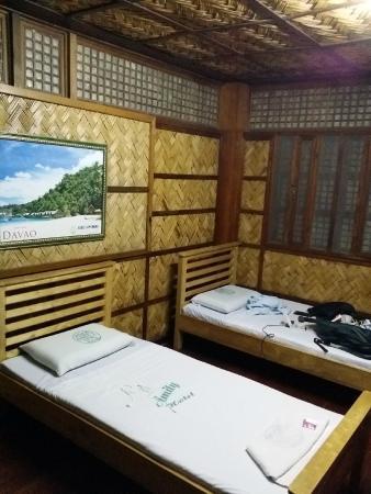 Amity Hotel : Barrio feel Lawaan room