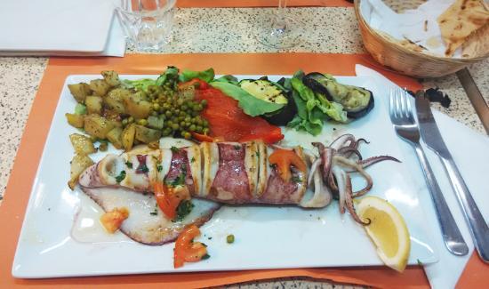 Sardinian Food