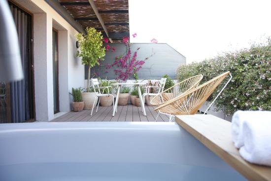 Alexandra Barcelona Hotel, Curio Collection by Hilton: Junior Suite Terrace