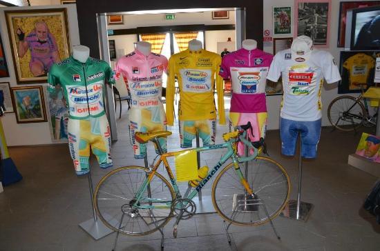 In Ricordo Di Marco Picture Of Spazio Pantani Cesenatico Tripadvisor