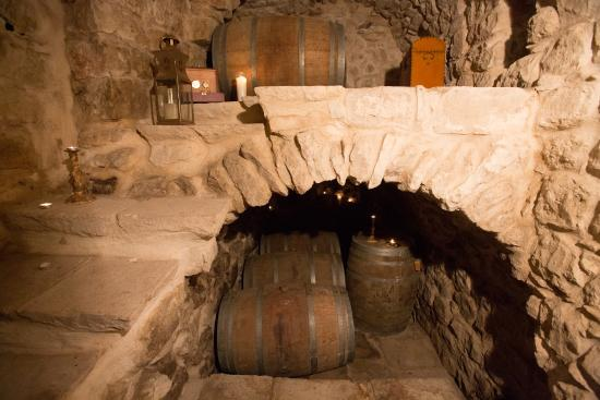Safed, Israel: abouhav winery
