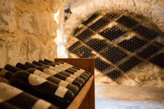 The Abouhav Winery : abouhav winery wine cellar