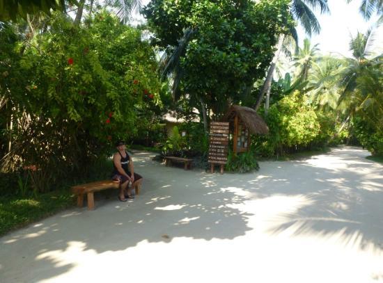Kuramathi Island Resort - Grounds