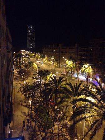 Apartaments Sata Olimpic Village Area: Aussicht