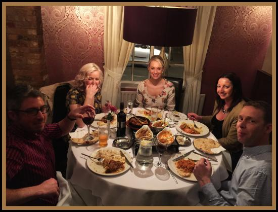 Indian Restaurants In Abbots Bromley