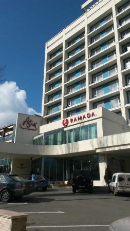 Ramada Donetsk: Сам отель