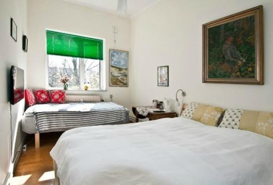 Copenhagen B&B: Lovely bedroom
