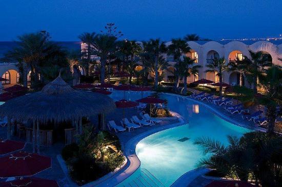 SENTIDO Djerba Beach: PISCINE CENTRALE