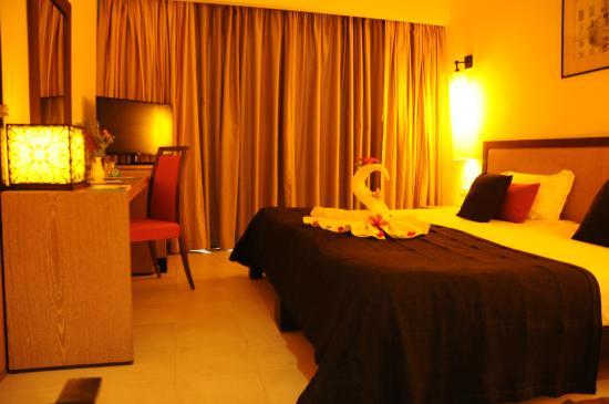 森提多吉爾巴島海灘飯店照片