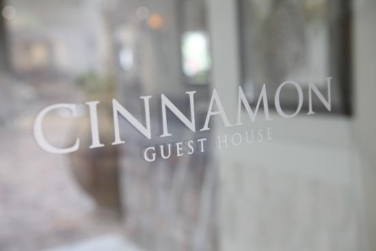 Cinnamon Boutique Guest House : Entrance