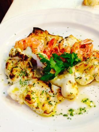 Ristorante Toscano : Grigliatina di pesce freschissimo