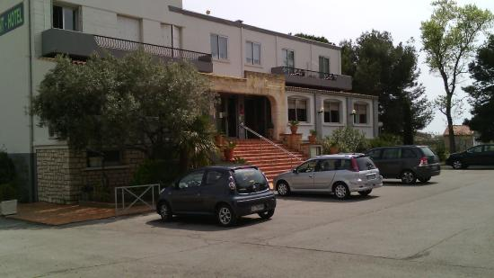 Hôtellerie de Balajan : Balajan,  Vic la Gardiole