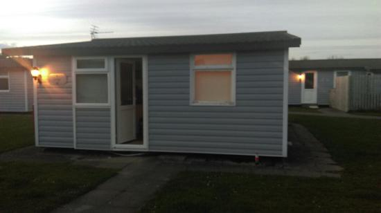 Solway Holiday Village: Bad points of lodge