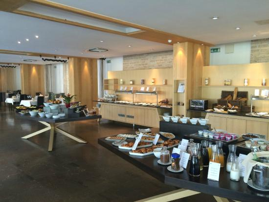 Falkensteiner Hotel Adriana: Nice breakfast buffet