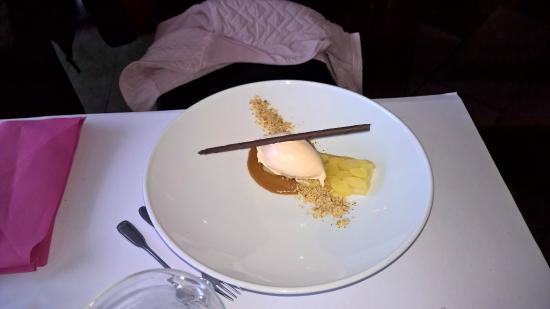 Grona Stugan : Dessert