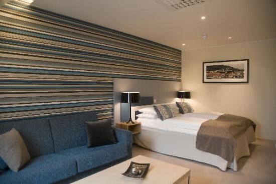 Scandic Byparken: Junior suite