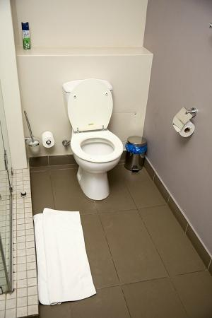 Absolute Farenden Serviced Apartments : Toilet