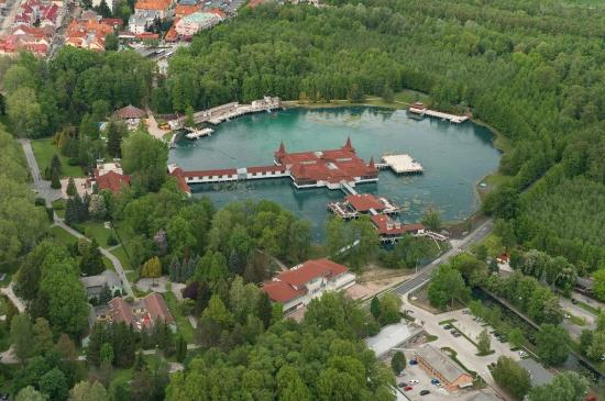 Thermal Lake of Hévíz
