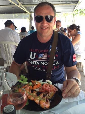 Chez Henri : Crab